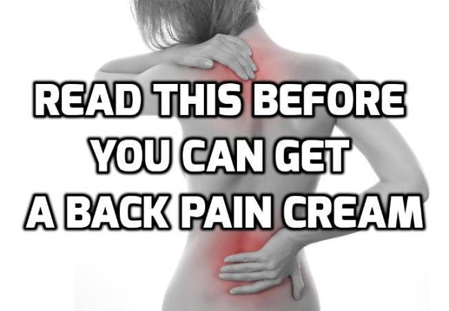 What to Look for in a Back Pain Cream? Read on here to find out what you should look for when getting a back pain cream.