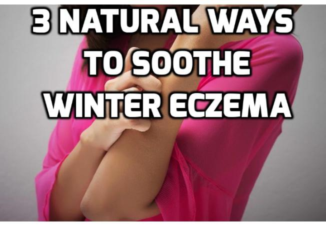 How to Soothe Eczema during Cold Temperatures? Here are the top 3 natural ways to soothe eczema during cold temperatures for keeping the skin smooth and moisturized Read on to find out more.