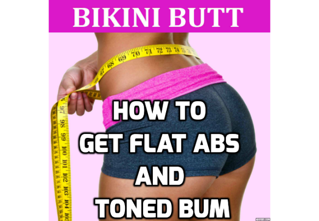 The Perfect Abs and Butt Shaping Workout You Can Do At Home - Do you want the perfect abs and butt? This workout is for you. This is the perfect abs and butt shaping up workout. We're going to tone and chisel our abs and we're going to lift and chisel our butt. Read on to find out more.