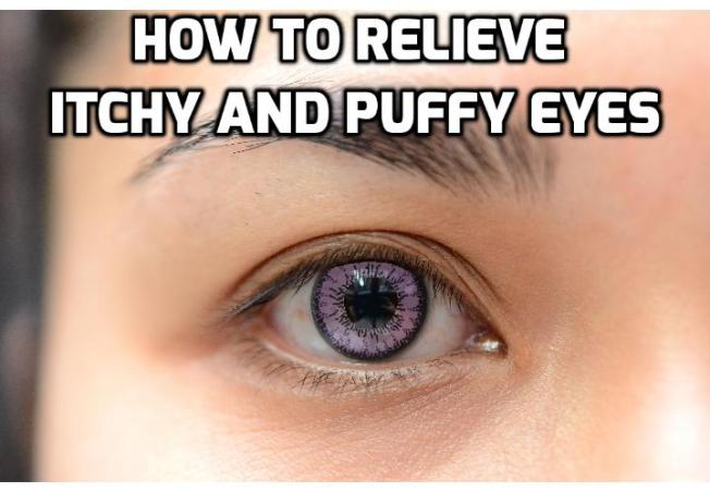 5 Home Remedies for Itchy, Puffy, Dry Eyes - Allergies, lack of sleep, dry air, your co-workers overwhelming perfume…lots of things can cause itchy, puffy, dry eyes. Here are 5 Home Remedies for Itchy, Puffy, Dry Eyes