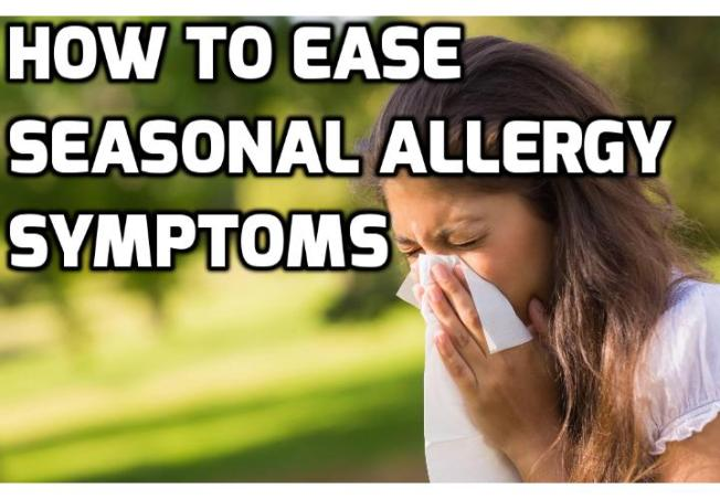 Here are 5 Home Remedies for Seasonal Allergies - Runny nose, itchy eyes, and the infuriating sensation of not being able to sneeze? Pollen count is on the rise as the weather warms up which means one thing - allergies. Here are 5 home remedies for seasonal allergies to help build up your immunity before the symptoms start, thereby providing relief when the season actually hits.
