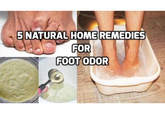 Here are 5 Soaks to Treat Smelly Feet - If you have problem with foot odor, and when you need a little help, here are 5 soaks you can use to treat smelly feet that can help you kick the odor-causing culprits.